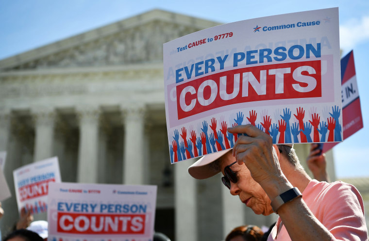 Image: FILES-US-POLITICS-COURT-CENSUS