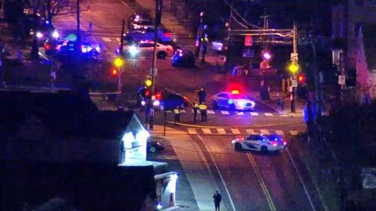 A 1-year-old boy was fatally shot Wednesday night, Dec. 2, 2020, in Washington, D.C.