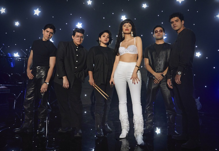 The new series celebrates the Queen of Tejano while also paying particular attention to the role Selena's family played in her path to success.