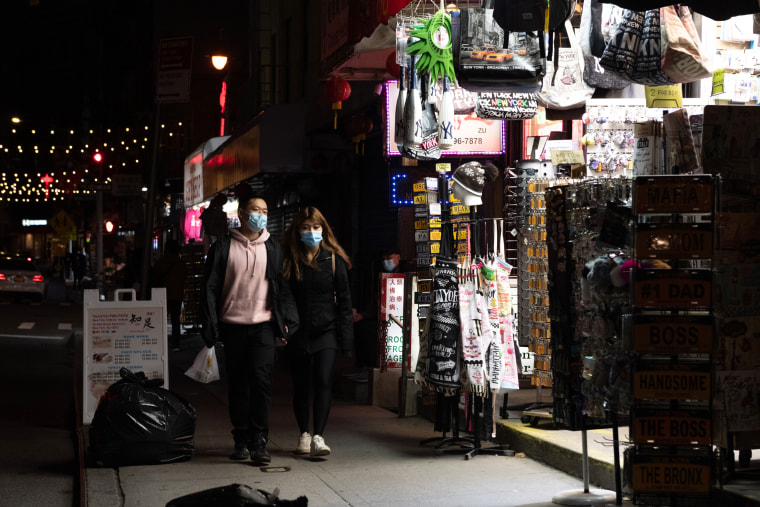 Entertainment & Tourism Industries In New York City Struggle Under Pandemic Restrictions
