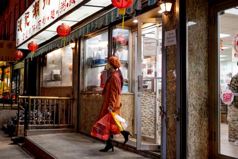 IMAGE: New York City restaurant