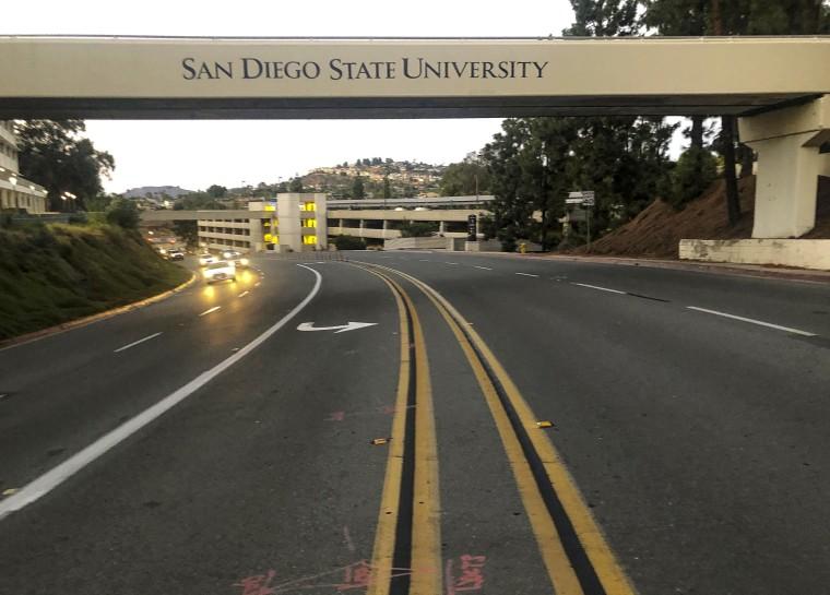 Image: San Diego State University