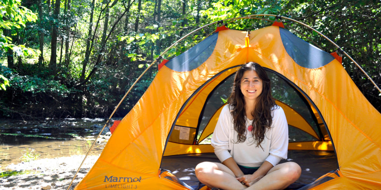Alyssa Ravasio founded Hipcamp after realizing how difficult it was to book a camping trip.