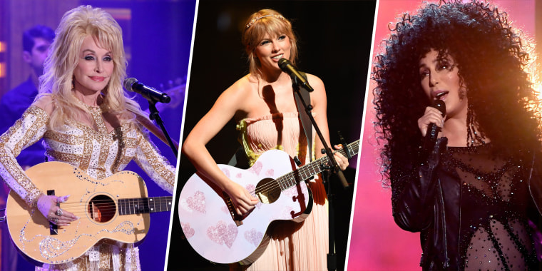 The Home for the Holidays benefit concert will include Dolly Parton, Taylor Swift and Cher.