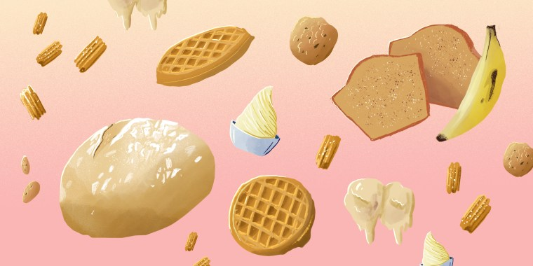 Sourdough and banana bread made the list, but so did whipped coffee and chaffles.