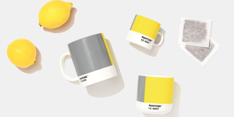 Pantone revealed Illuminating and Ultimate Gray as its color of the year for 2021.