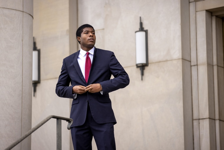 Noah Harris is the first Black male elected student body president of Harvard University.