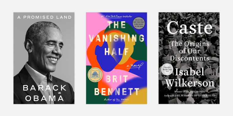 See the best books of 2020, according to Goodreads readers.
