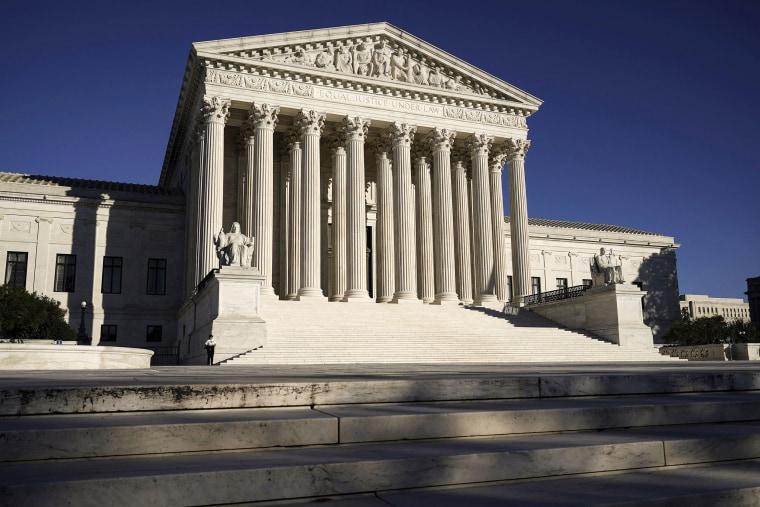 Image: Supreme Court exterior