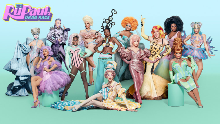The cast of the upcoming season of RuPaul's Drag Race.