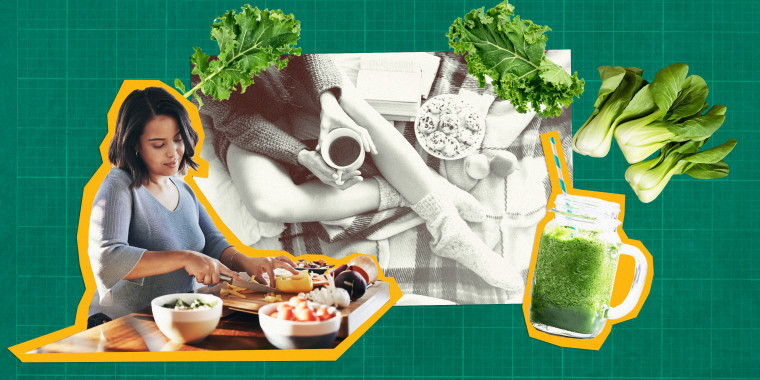 If there's one healthy food trend to take into 2021, consider keeping up your new cooking habit, at least for the most part.