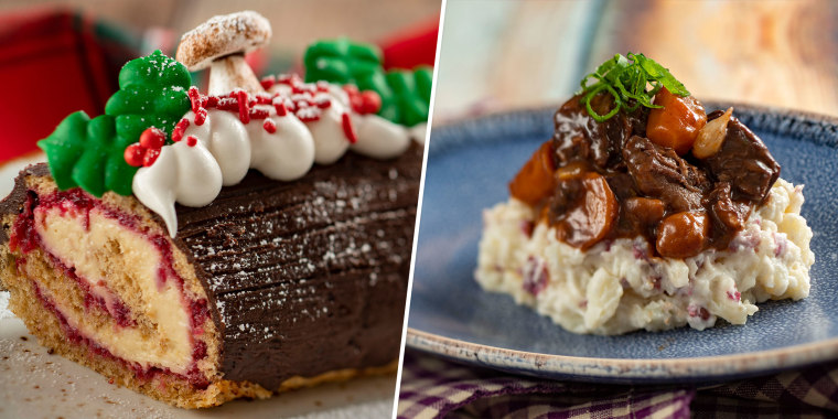 Bring the festive flavors of Epcot to your kitchen.