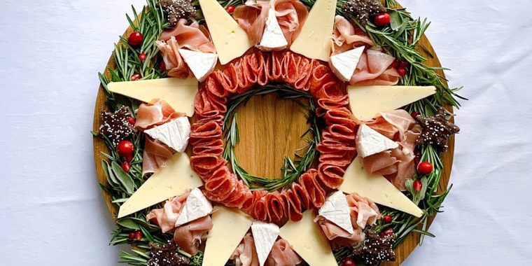 Meat the holiday decoration of your dreams.