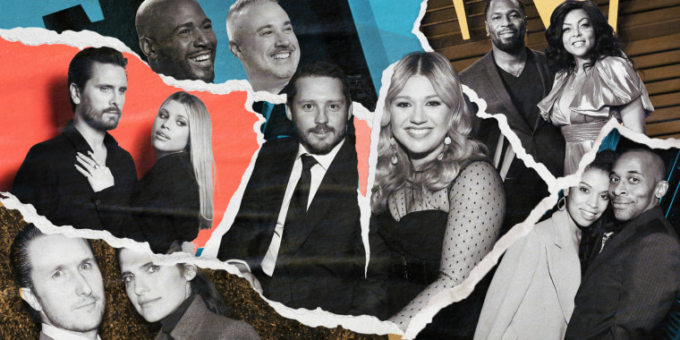 Which celebrities broke up in 2020? From Kelly Clarkson and Brandon Blackstock to Olivia Wilde and Jason Sudeikis, see Tinseltown's biggest splits of the year.