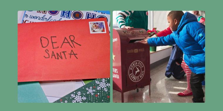 "The new documentary ""Dear Santa"" highlights the USPS' Operation Santa program."