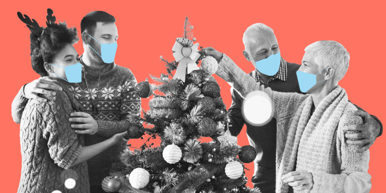 There are many ways to celebrate Christmas — even while following the COVID-19 safety guidelines recommended by public health officials.