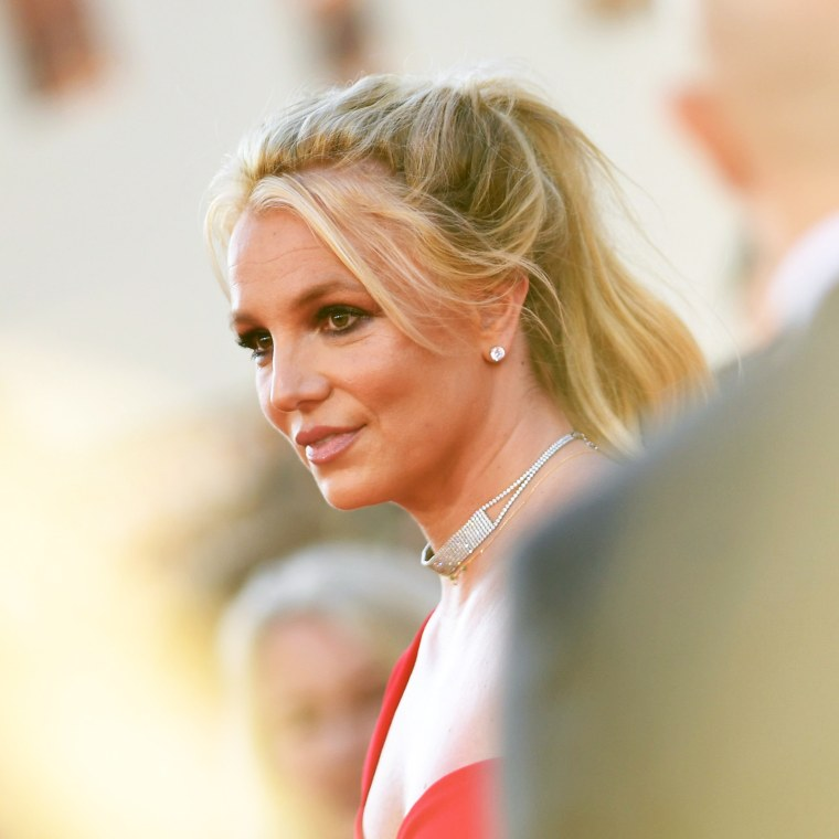 Britney Spears debuts daring new glance amid court docket struggle together with her father
