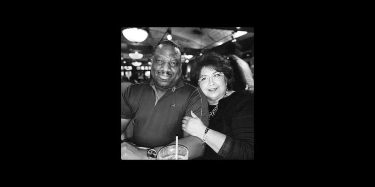 Paul and Rosemary Blackwell.