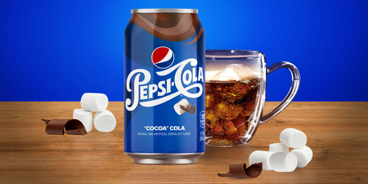 This Pepsi variety is cuckoo … for cocoa.