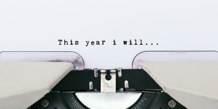 New Years Resolution SQUARE