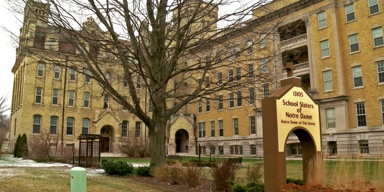 Eight sisters at Notre Dame of Elm Grove in Wisconsin have died from COVID-19 complications.