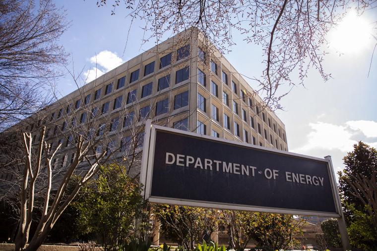 Image: U.S. Department Of Energy Washington Headquarters