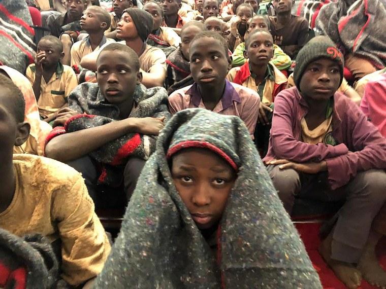 Image: Usama Aminu
