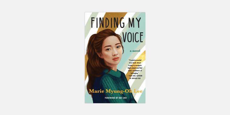 """Image: """"Finding My Voice,"""" by Marie Myong-Ok Lee."""