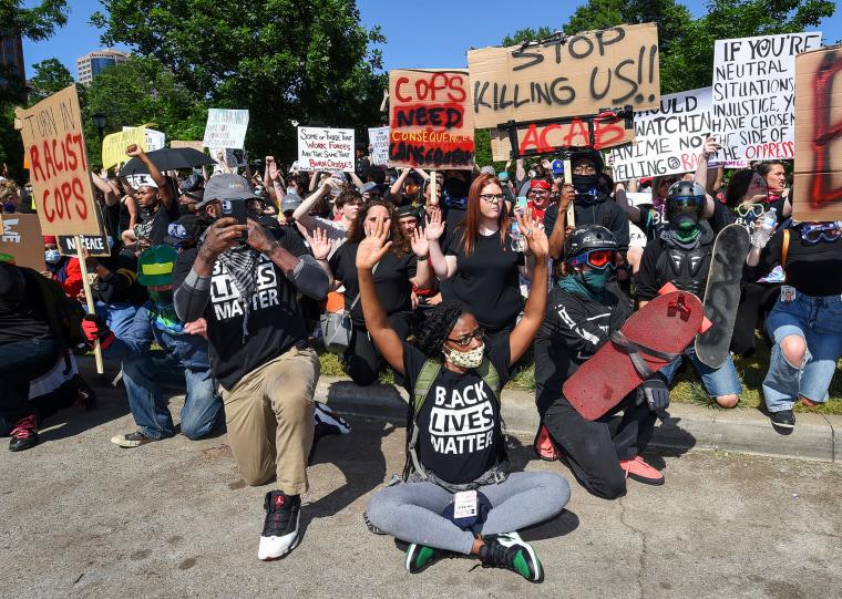 Kansas City George Floyd protest, May 31, 2020