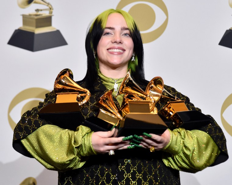 Image: 62nd Annual GRAMMY Awards  Press Room