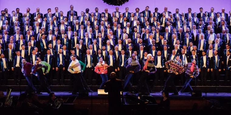 San Francisco Gay Men's Chorus.