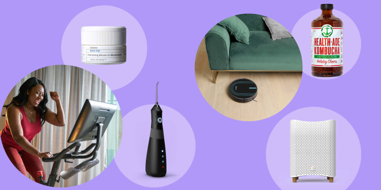 Notable releases are making their way onto the market, including exercise equipment, skin care, home appliances and more.