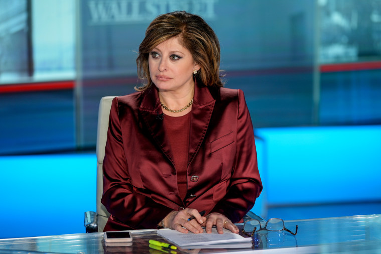 """Merrill & Bank Of America Private Bank CIO Chris Hyzy Visits FOX Business Networks """"Maria Bartiromo's Wall Street"""""""