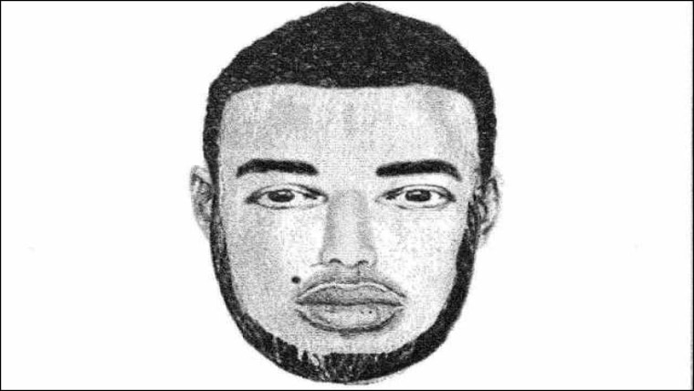 Milwaukee police released a composite sketch of one of the suspects.