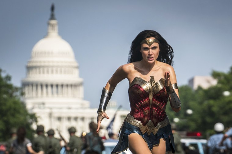 Superhero films, including this one, are all about wish fulfillment.