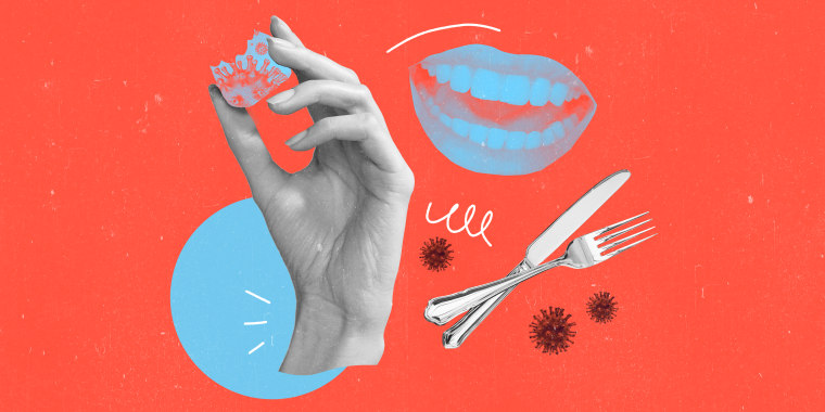 HOW THE PANDEMIC HAS CHANGED THE WAY WE EAT