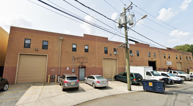 A warehouse at 6 Libella Court in Newark, N.J.