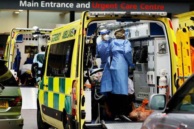 Image: FILES-BRITAIN-HEALTH-VIRUS