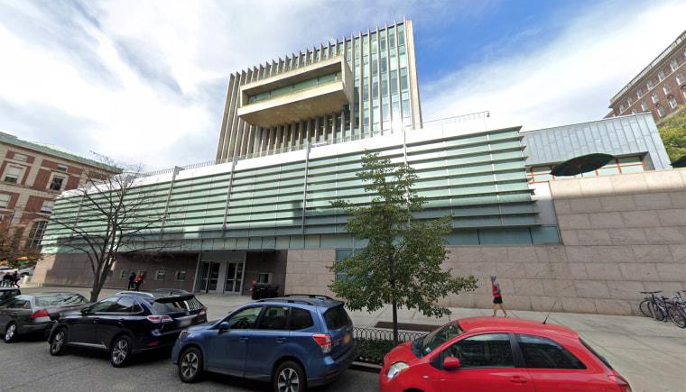 Image: Columbia Law School exterior