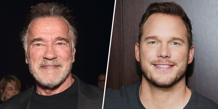 Pratt and his father-in-law had a few laughs during a chat for the actor's virtual telethon.