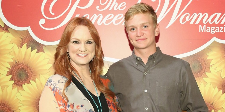 Ree Drummond and Bryce Drummond