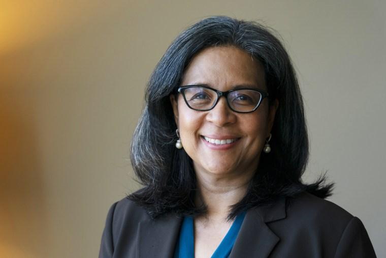Former Tacoma Mayor Marilyn Strickland in Tacoma, Wash., on Feb. 25, 2020.