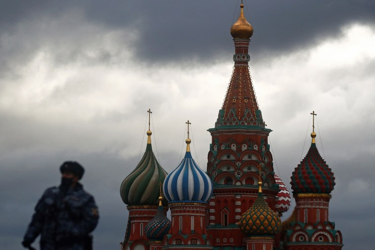Image: Moscow's Red Square