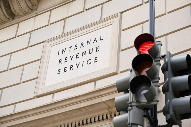 Image: FILE PHOTO: The Internal Revenue Service building is seen in Washington
