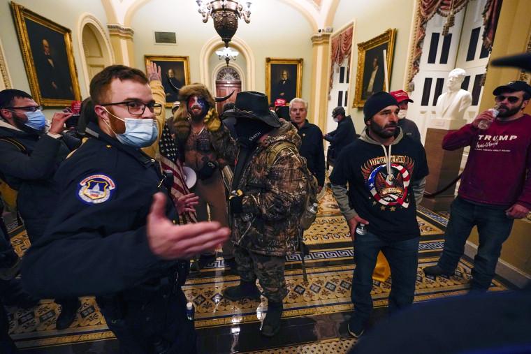 Image: US Capitol riot