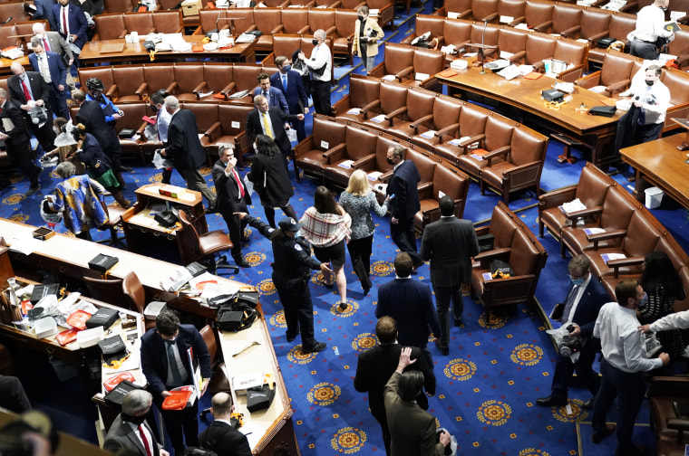 Image: Congress Holds Joint Session To Ratify 2020 Presidential Election