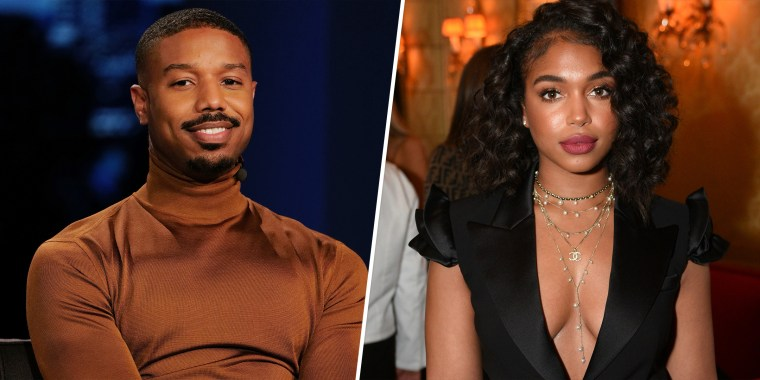 After months of dating rumors, Michael B. Jordan and model Lori Harvey have taken their relationship to Instagram, sharing sweet photos on each of their accounts.