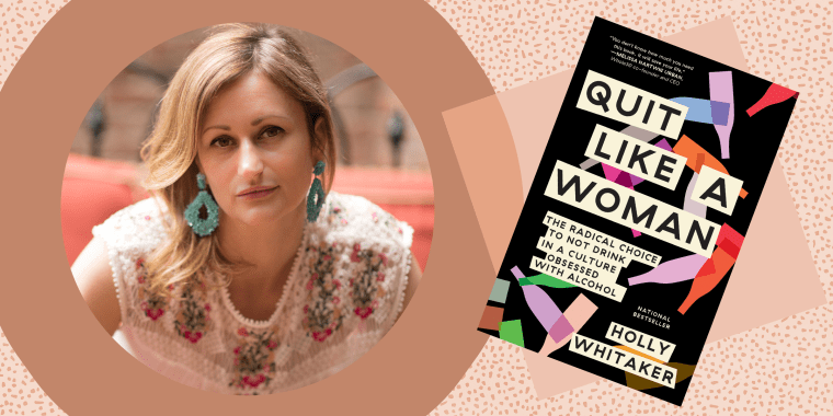 'Quit Like a Woman' examines drinking culture to give women a step-by-step guide to sobriety.