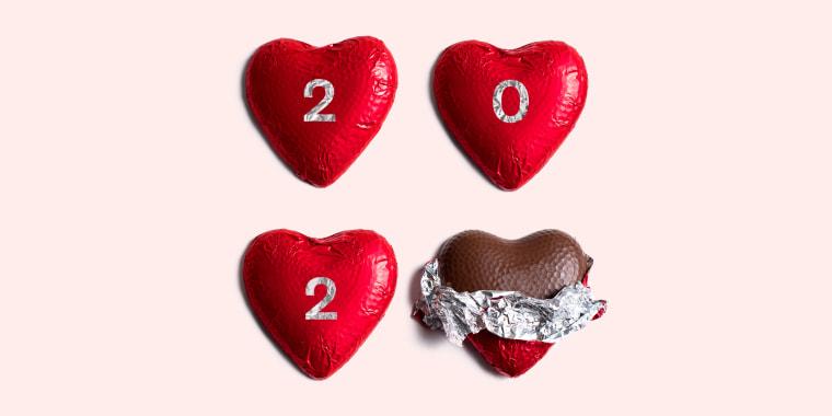 Unwrap something heart-warming on Feb. 14.