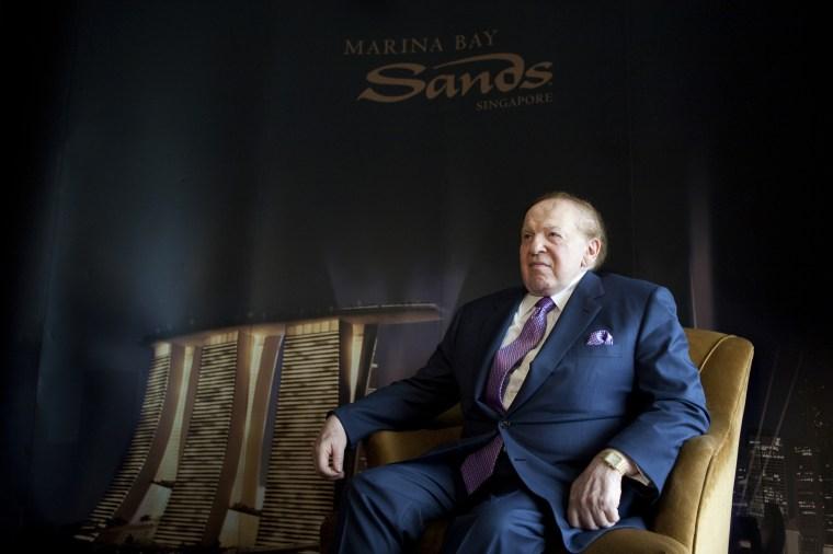 Sheldon Adelson, GOP megadonor and casino magnate, dies at 87